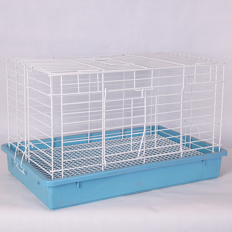 wholesale foldable indoor breeding metal rabbit hutch