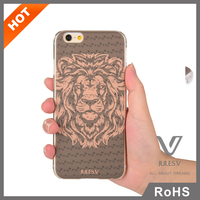 JULES.V custom sublimation 3d flip effect phone case for iPhone 6/6 Plus