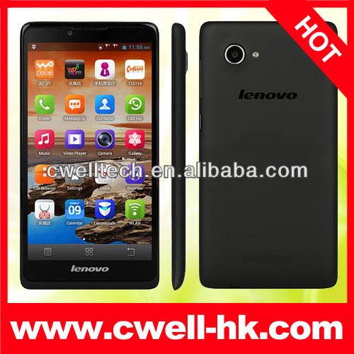 MTK6582 Quad Core 1GB RAM 8GB ROM Android 4.2 5.0MP Camera WIFI GPS 6 inch big touch screen mobile phone A880