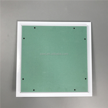Aluminum Profile Drywall Acoustical Ceiling Access Panel with 12.5mm Gypsum Board