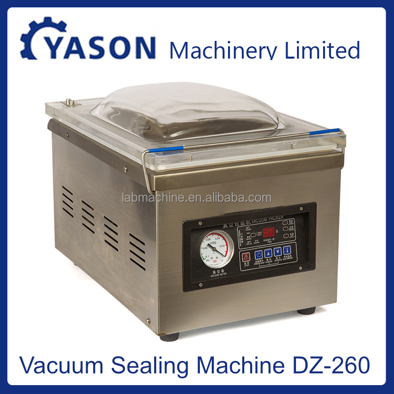 Vacuum Sealing Machine For Bags DZ-260