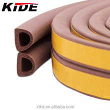 High quality sliding door and window foam EPDM weather seal strips