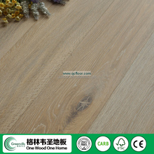 brushed oak engineered flooring parquet natural wood