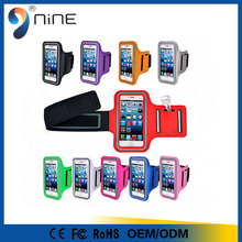 Hot Sports Running Gym Armband Strap Case Cover Pouch For Apple iPhone 5 5s 6 Plus