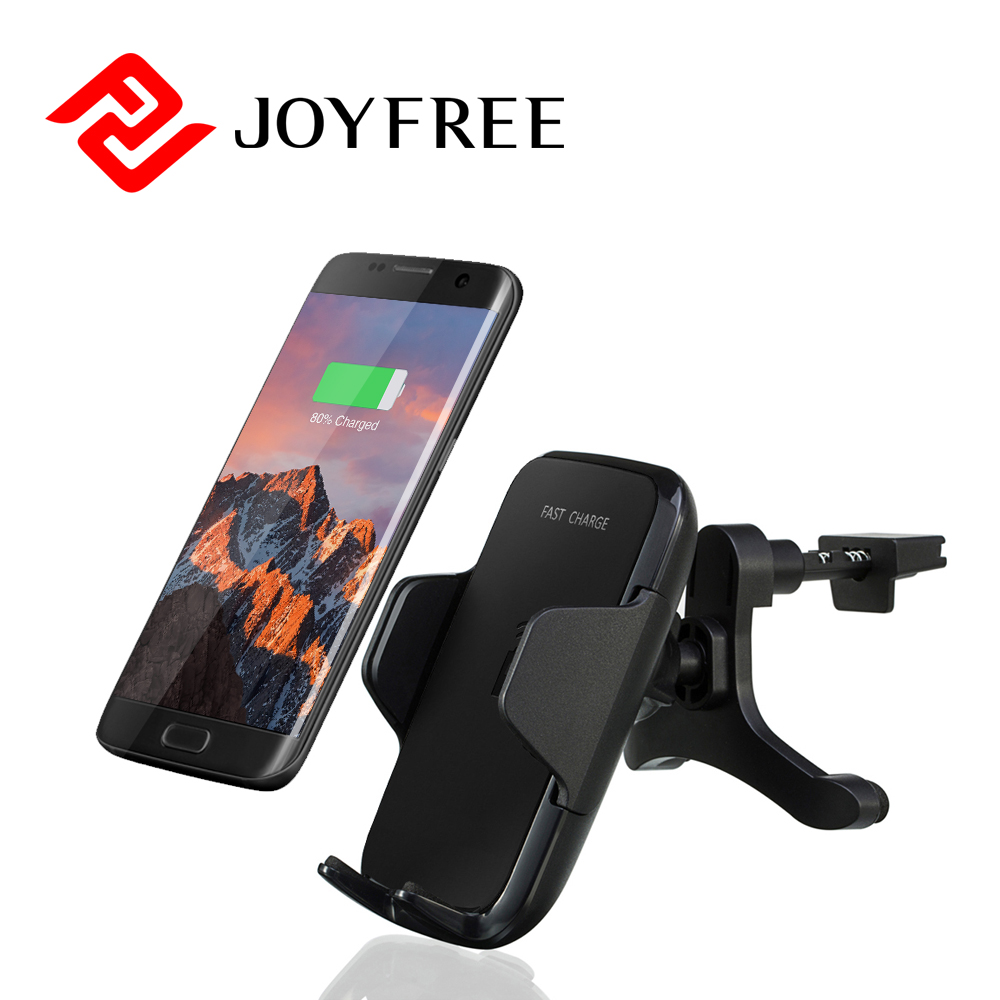 Portable 10W Car Mobile Wireless Fast Charger Plates,Car Universal Dual Usb Car Moblie Phone Charger Wholesale