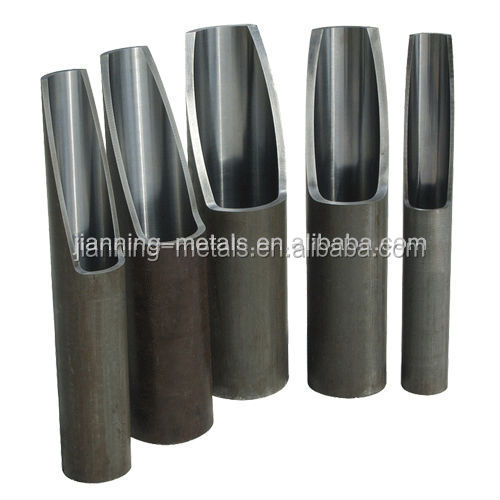 Professional High Hardness Hard Chrome Plated ST52 Cylinder Honed Steel Tube