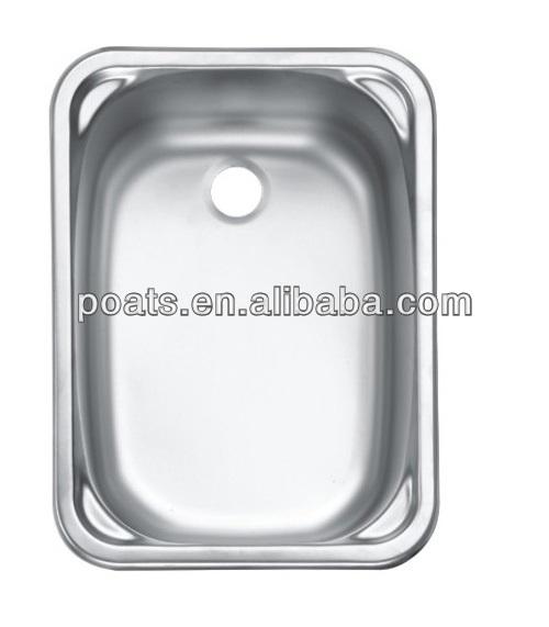 rv sink,single bowl,size: 375x275x145mm - buy rv kitchen sink,rv