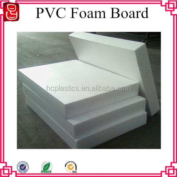 Factory Offer 20mm Hard PVC Foam Board
