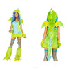 2016 new arrival sexy cotton cosplay dinosaur halloween costume wholesale