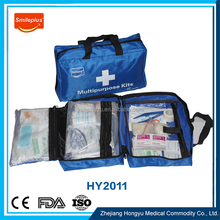 88 pcs Outdoor Car Emergency First Aid Kit HY2011