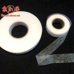 Copolyester PES Web film for Textile Fabric Hot Melt Adhesive Web Glue
