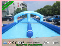 2016 Giant inflatable water city silde/good selling slip N slide city for sale