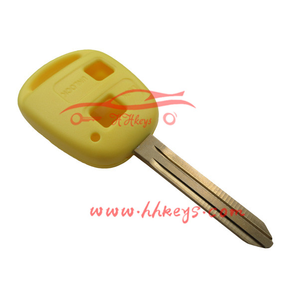 2001 - 2007 TOYOTA HIGHLANDER 3 Button Replacement Key Keyless Entry Remote Shell Pad Cover Fob Case SHELL ONLY