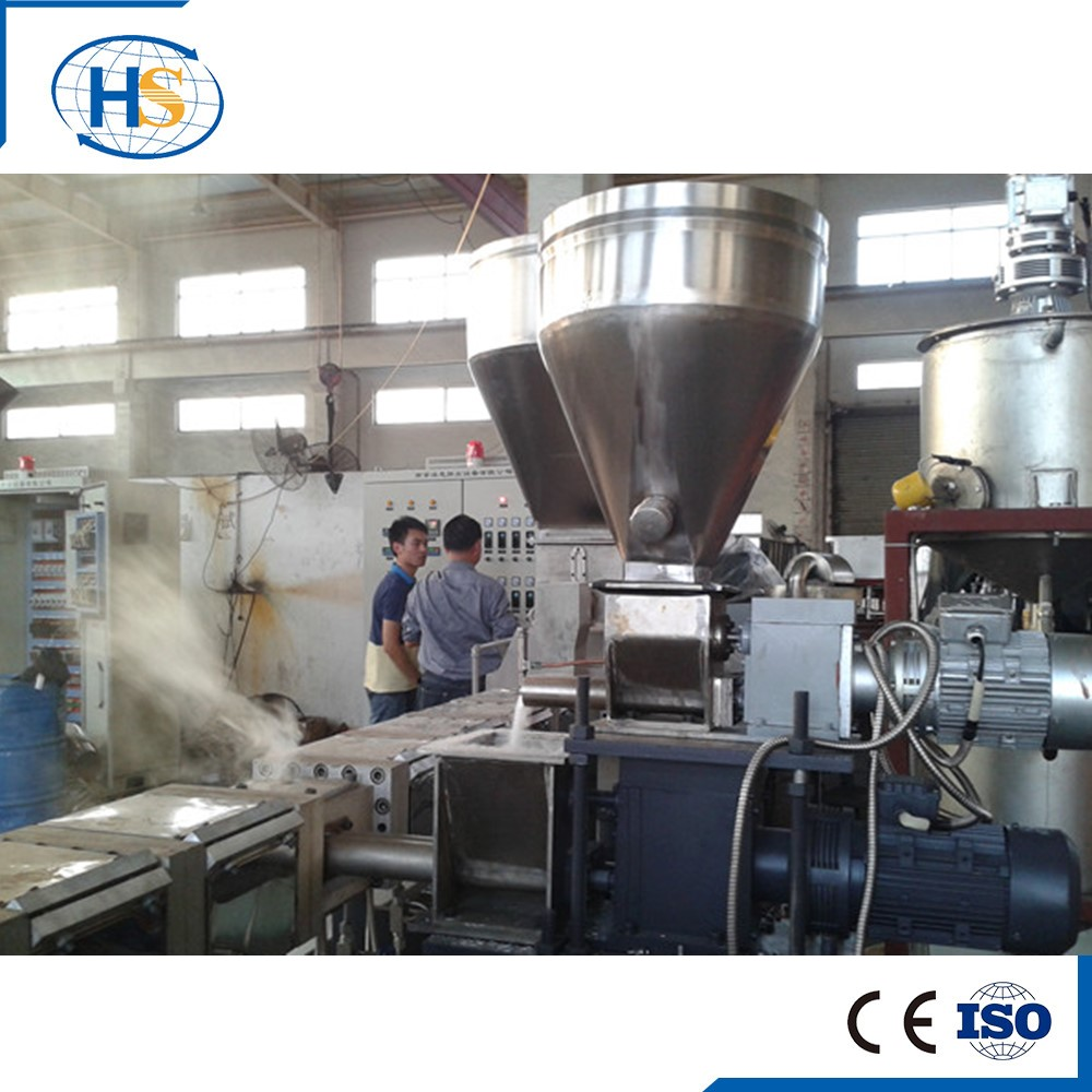 Nanjing Haisi Plastic Recycling Machine in Germany/Tunisia/India