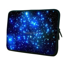 Custom printed 15.6 inch portable lightweight neoprene laptop sleeve