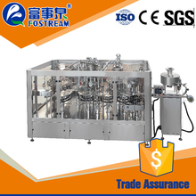 CE certification rotary type semiauto bottle water filling machine filler