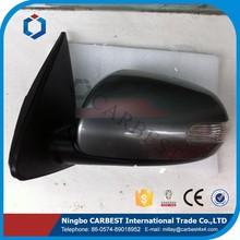 High Quality Car Side Small Mirror Custom Car Mirror with 5 wires for Forte