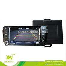 2017 chryslerjeep renegade multimedia video interface with parking guildline system