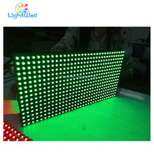 hot!!! cheapest price single color outdoor led screen module p10