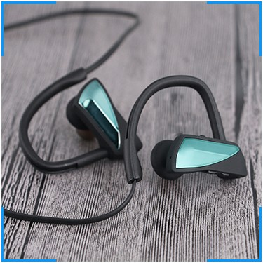 hot selling made in china promotional gift headsets sports wireless mp3 player bluetooth headphone with mic