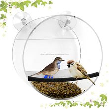 plastic bird cage trays wild bird feeder parts plexiglass bird feeder