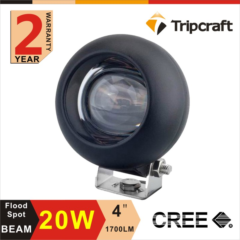 2 years warranty LED Off road Light 20W 12v LED Work Light