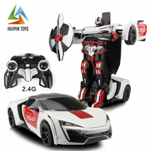 crawling intelligence development MZ 2317P 1:14 remote control deformation car for children