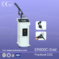 Advanced Technology coherent rf driving tube scar remove machine removal co2 laser