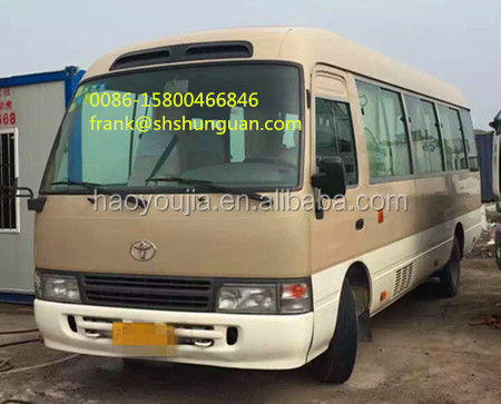 30 seat toyota bus , toyota coaster bus for sale