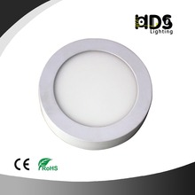 OEM Service 9W Super Bright Round Surface Mounted Led Panel Lights