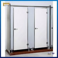 aluminum toilet partition /hpl phenolic compact laminate board