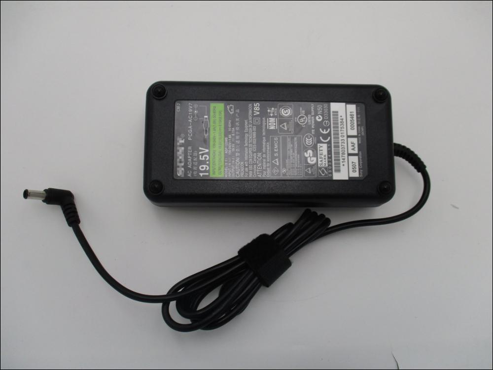 ac adapter for sony 120w adp-120mb acdp-120n01 19.5v 6.15a