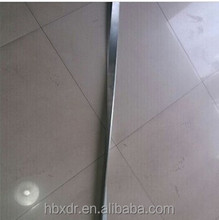 China factory supplier OEM accept! twist aluminum profile