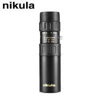 Nikula high quality monocular 10-30x25, portable mini monocular, hunting telescope monocular scope for sale