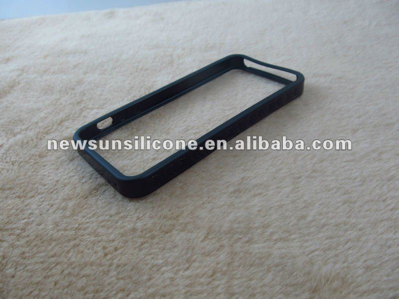 Wholesale Colorful TPU Bumper case for iphone5