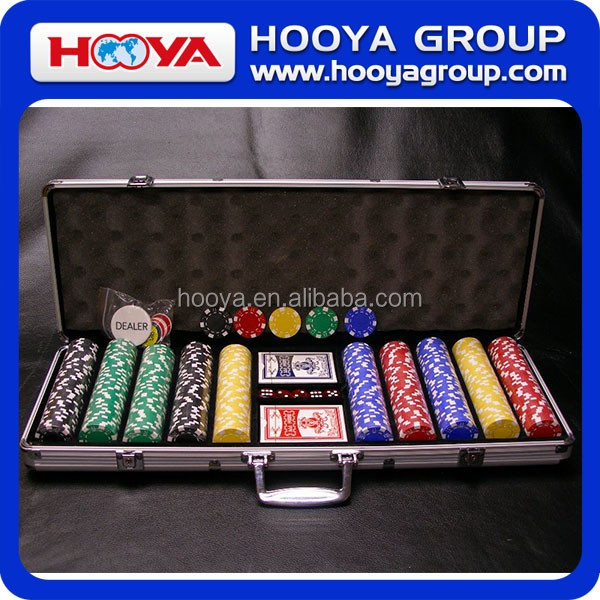 High Quality 11.5 Gram Clap Poker Chips For Gambing