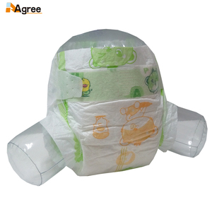 New Product Ultra Thick Organic Baby Disposable Diapers Manufacturers In China