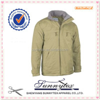 Sunnytex classical Newest design high quality flexible custom college jacket