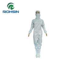 2017 Dongguan Food Factory Uniform Antistatic
