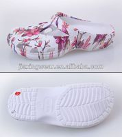 comfortable women cheap eva shoe autoclave clogs for footwear and promotion