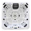 JCS-09 Acrylic Massage Spa Bathtub Whirlpool