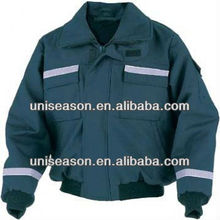 Fireproof Protective Working Parka Jacket