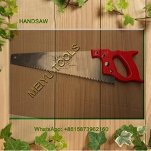 65Mn Alloy Steel High Quality Handsaw Hand Saw 14in,16in, 18in. 20in.22in