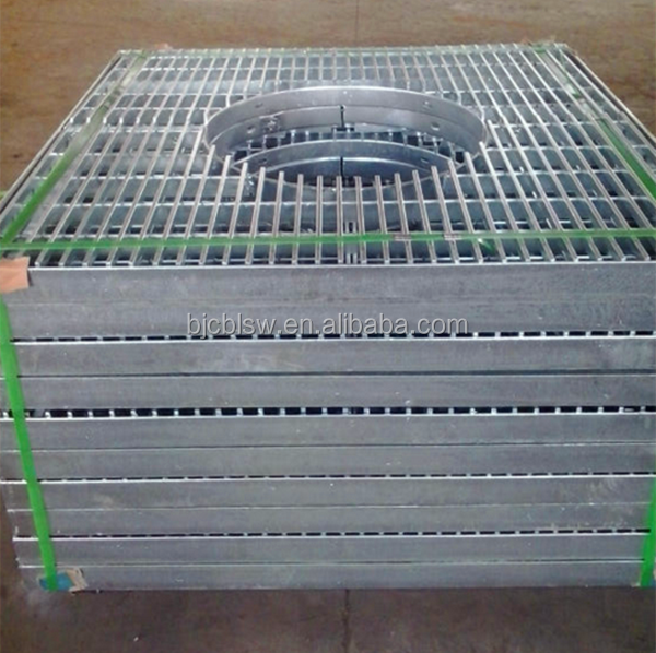 Professional factory Metal Building Materials Hot Dipped Galvanized Steel Grating