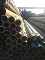 Welded carbon steel tube,S235jr,round welded steel pipe, used for construction material