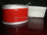 1650C heat resistant fiberglass weaved fire proof tape