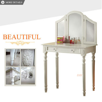 luxury bedroom set, royal dressing table top quality