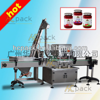 capping machine for jars from guangzhou factory