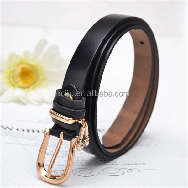 2014 High Quality Genuine Leather Charm Belt and Cooling Conveyor Belt
