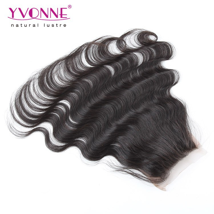 Chinese Hair Body Wave Top Closure